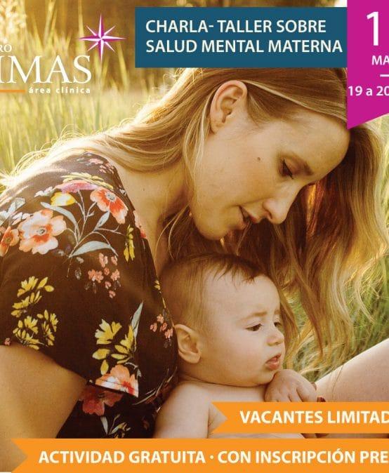 Charla-Taller sobre Salud Mental Materna